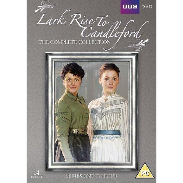 Lark Rise to Candleford - Complete Series 1-4 [DVD]